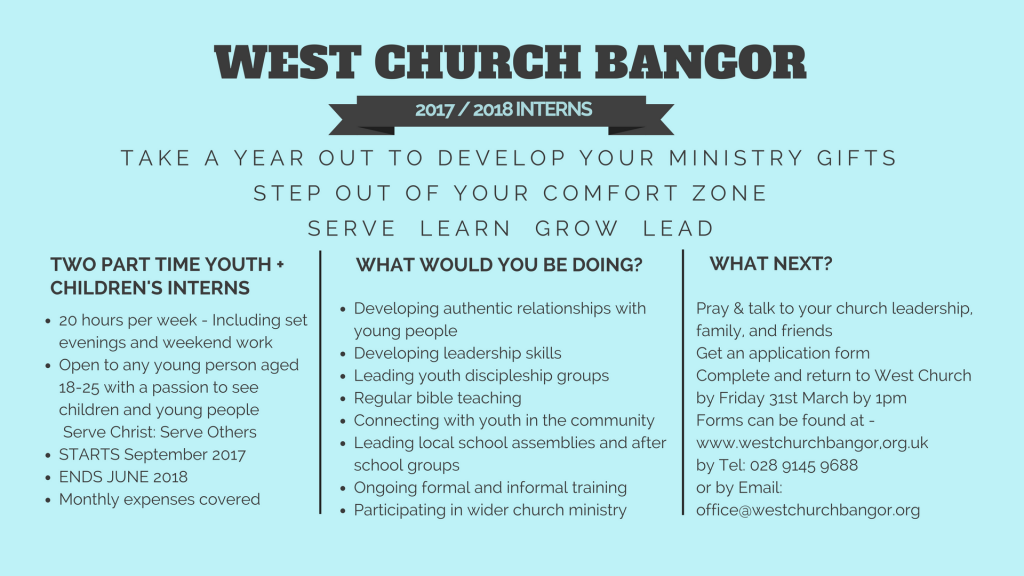 West Church Interns