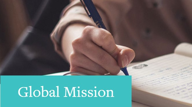 Harvest & Global Mission