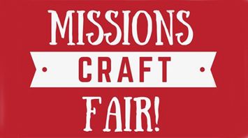 Missions Craft Fair